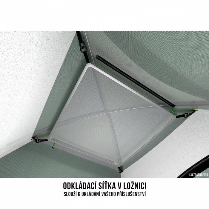 Cort Husky Bizon 4 Plus-Verde-4 persoane [8]