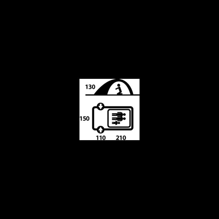 Cort Husky Felen 2-3 [10]