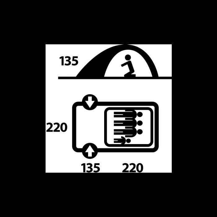 Cort Husky Felen 3-4 [5]
