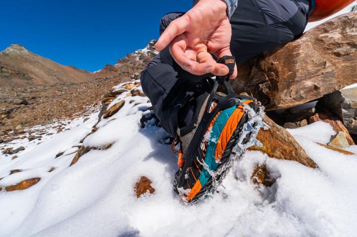 Crampon Nortec Alp.20 (pereche) 10