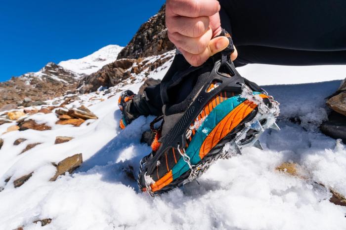 Crampon Nortec Alp.20 (pereche) 11