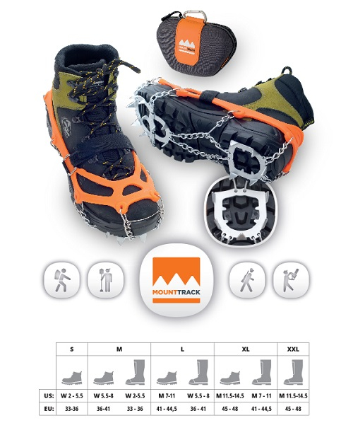 Crampon Veriga Sport Mount Track [3]