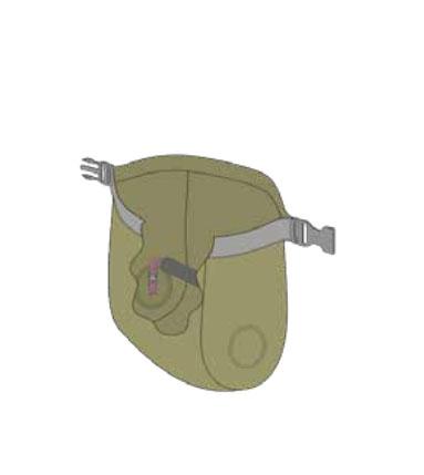Dry bag Trekmates ToiletRoll [1]