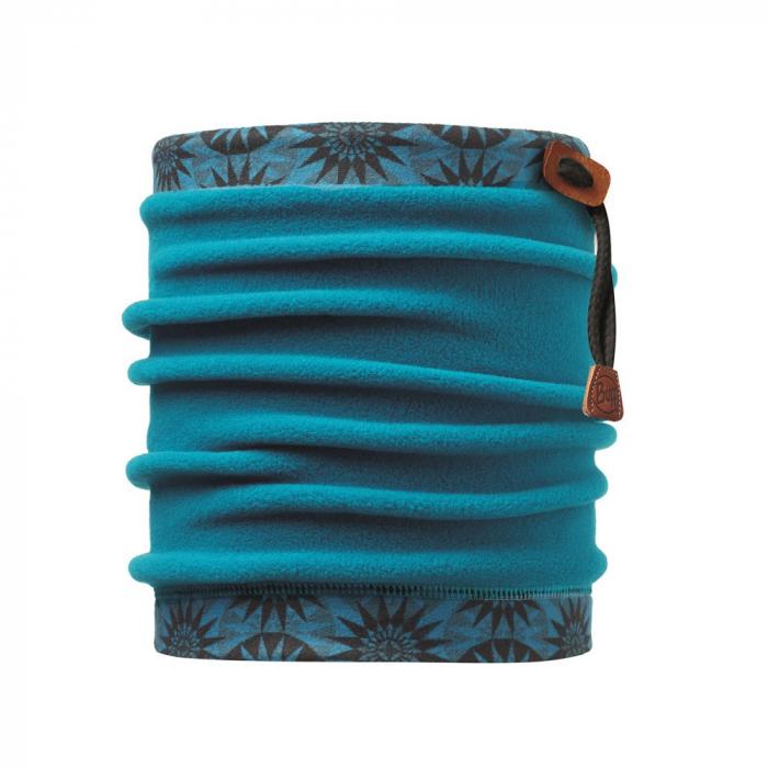 Esarfa tubulara Buff Neckwarmer Wheels/Adriatic [0]