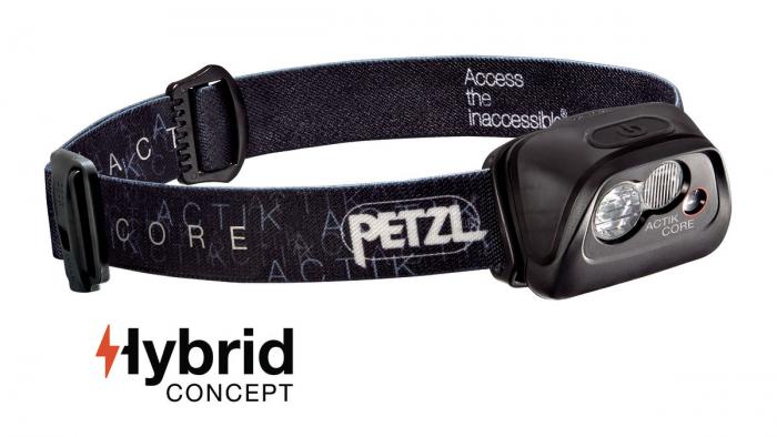 Frontala Petzl Actik Core 350 lm [0]