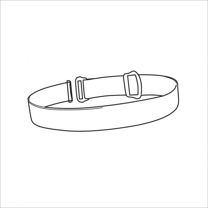 Banda elastica de rezerva Petzl pentru Tikka si Tikkina [1]