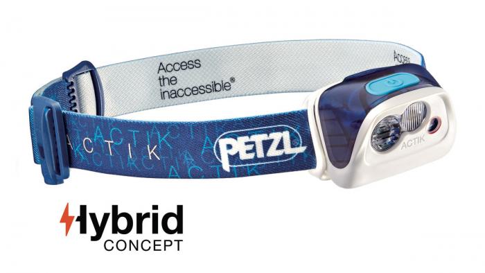 Frontala Petzl Actik Hybrid 300 lm [1]