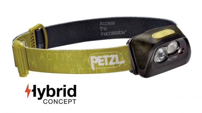 Frontala Petzl Actik Hybrid 300 lm [6]