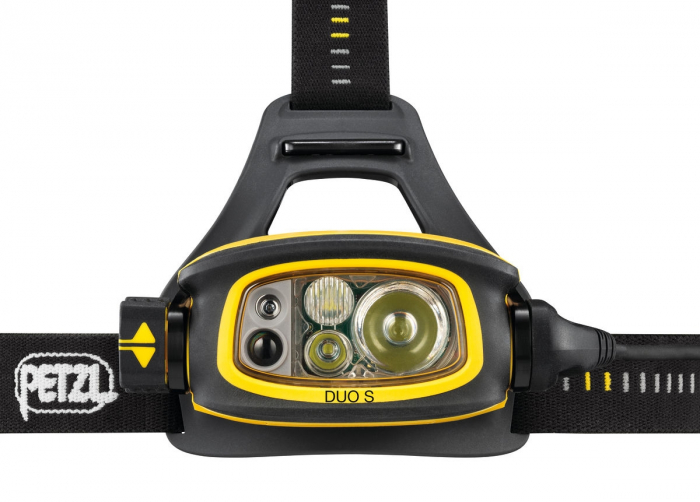 Frontala Petzl Duo S 1100 lm [1]