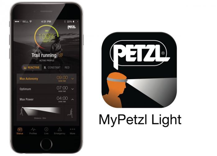 Frontala Petzl Nao Plus 750 lm [2]