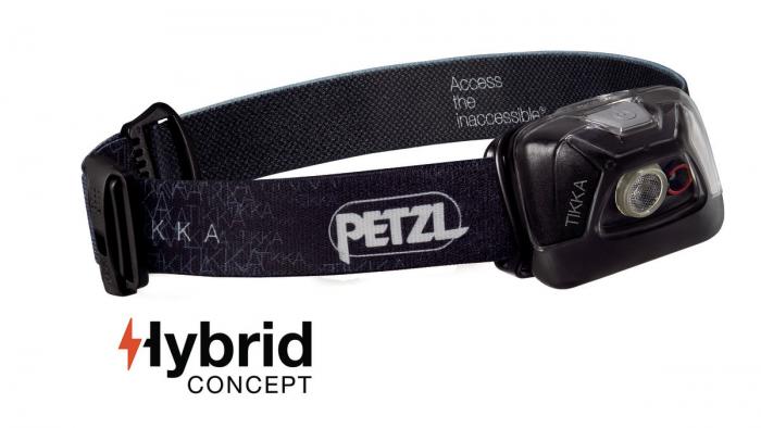 Frontala Petzl Tikka Hybrid 200 lm [0]