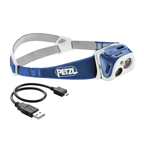 Frontala Petzl Tikka R+ [1]
