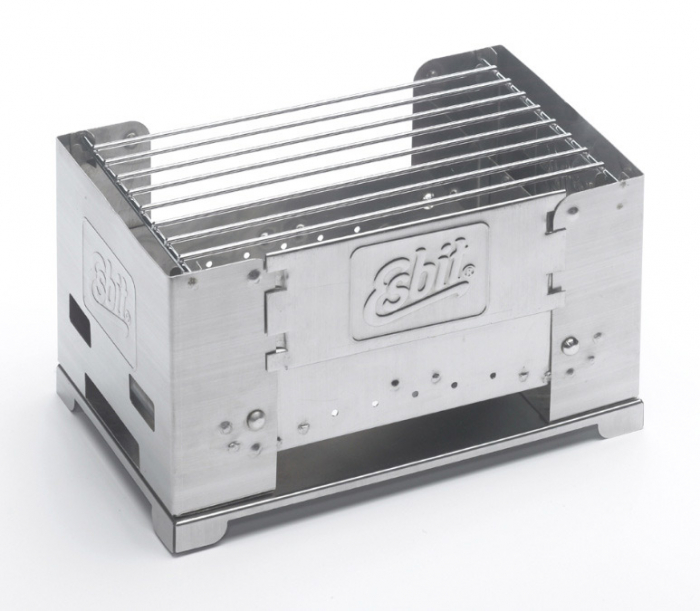 Gratar pliabil cu carbune Esbit BBQ300S [1]