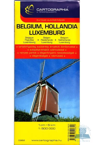 Harta Cartographia Belgia [0]