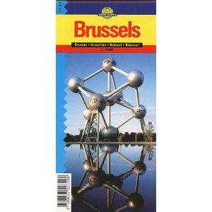 Harta Cartographia Brussel 0