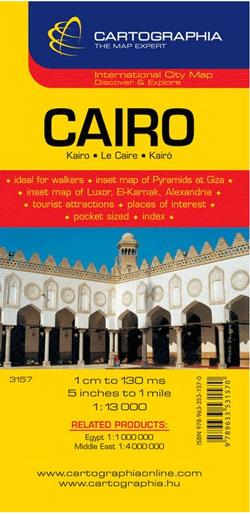 Harta Cartographia Cairo [0]