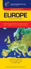 Harta Cartographia Europei 0