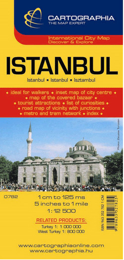 Harta Cartographia Istambul 0