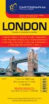 Harta Cartographia Londra 0