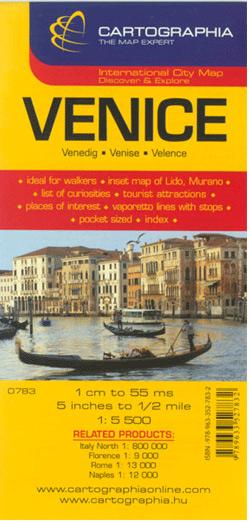 Harta Cartographia Venetia [0]