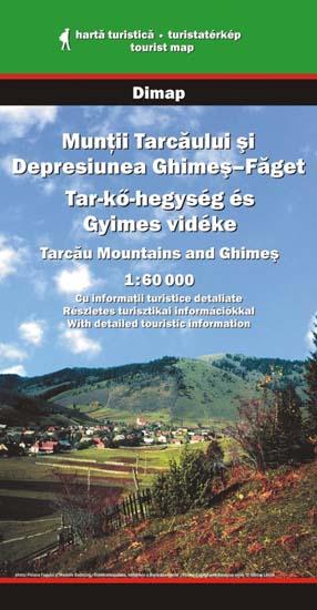 Harta Dimap Muntii Tarcaului si depresiunea Ghimes Faget [0]