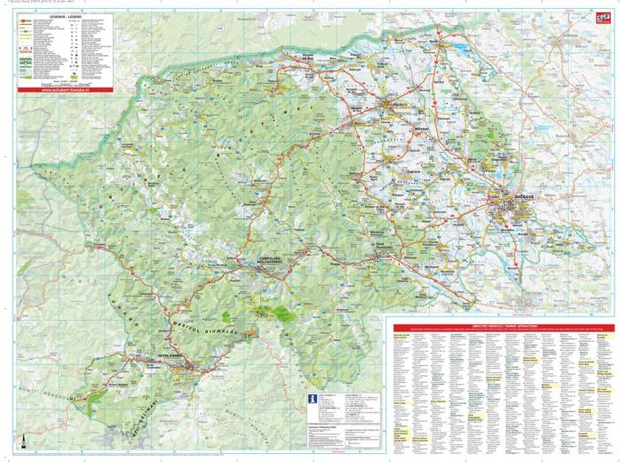 Harta Schubert &Franzke Bucovina [1]