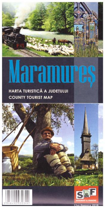 Harta Schubert &Franzke Maramures [0]