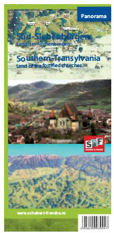 Harta Schubert &Franzke Panorama SudTransilvania [0]