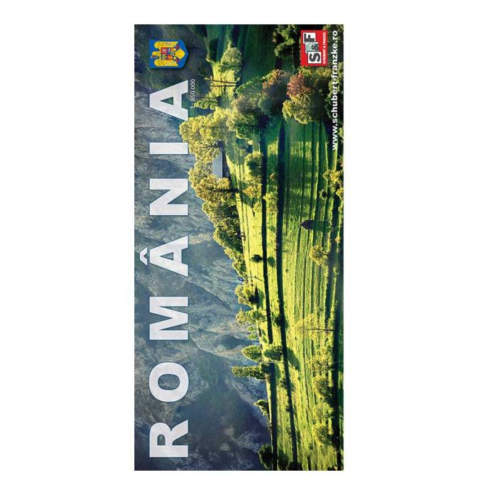 Harta Schubert &Franzke Romania [0]