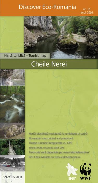 Harta Zenith Cheile Nerei [0]