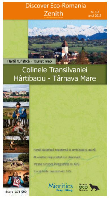 Harta Zenith Colinele Transilvaniei [0]