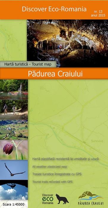 Harta Zenith Padurea Craiului [0]