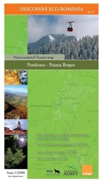 Harta Zenith Postavaru - Poiana Brasov [0]