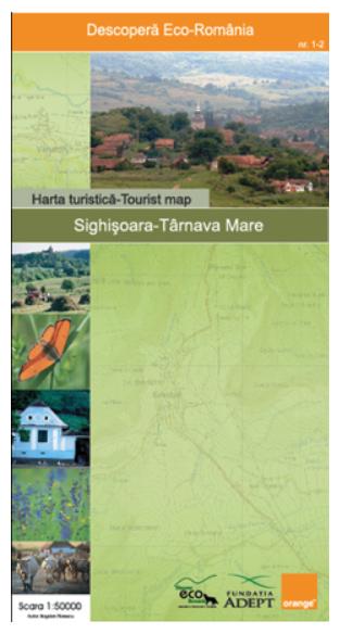 Harta Zenith Sighisoara-Tarnava Mare [0]