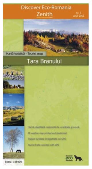 Harta Zenith Tara Branului [0]