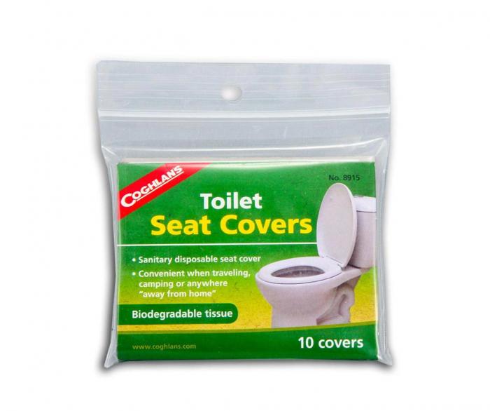 Hartie pentru acoperirea colacului de toaleta Coghlans [0]