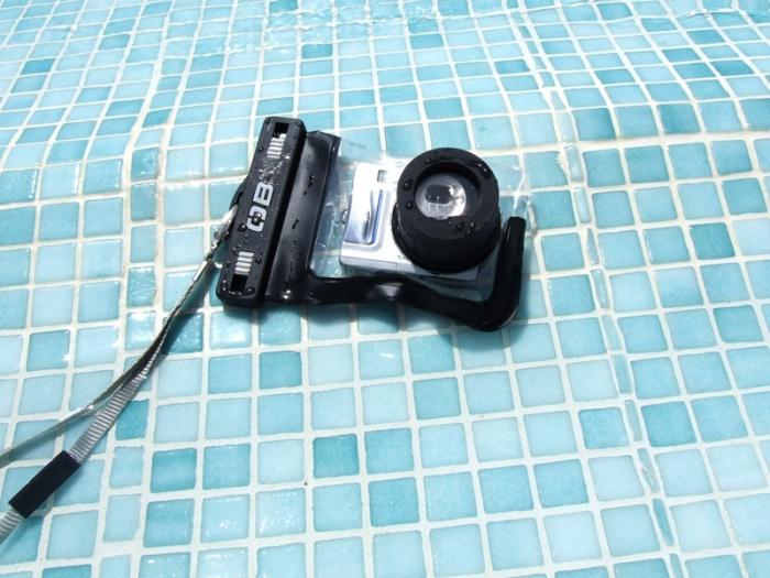 Husa impermeabila camera foto Overboard [6]