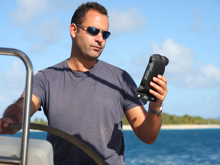 Husa impermeabila GPS Overboard [3]
