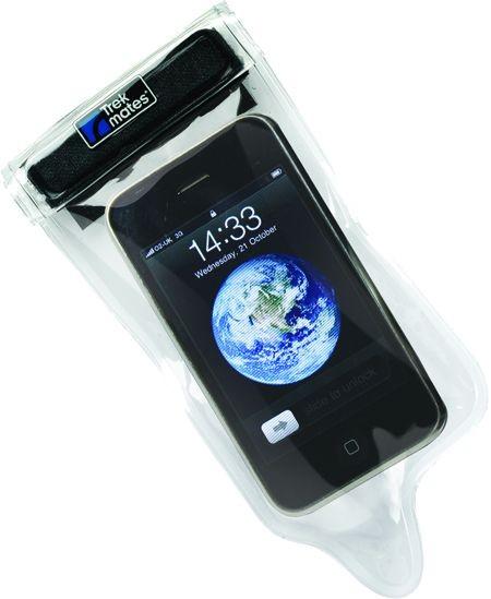 Husa impermeabila pt GPS/Telefon/PDA Trekmates 0