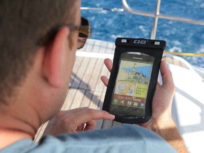 Husa impermeabila telefon Overboard L [9]