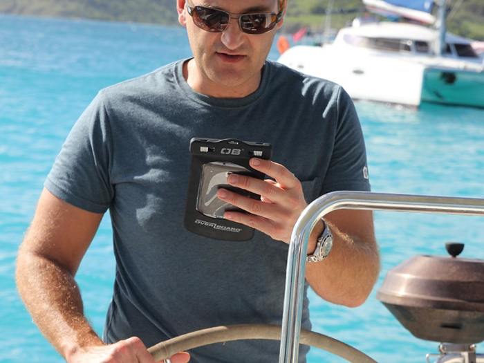 Husa impermeabila telefon Overboard L [7]