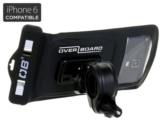 Husa telefon cu suport pentru bicicleta Overboard [0]
