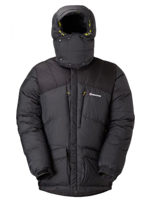 Jacheta puf Montane Deep Cold [2]
