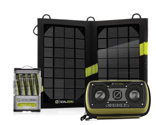 Kit Incarcator solar Goal Zero Guide 10 Adventure Kit [0]