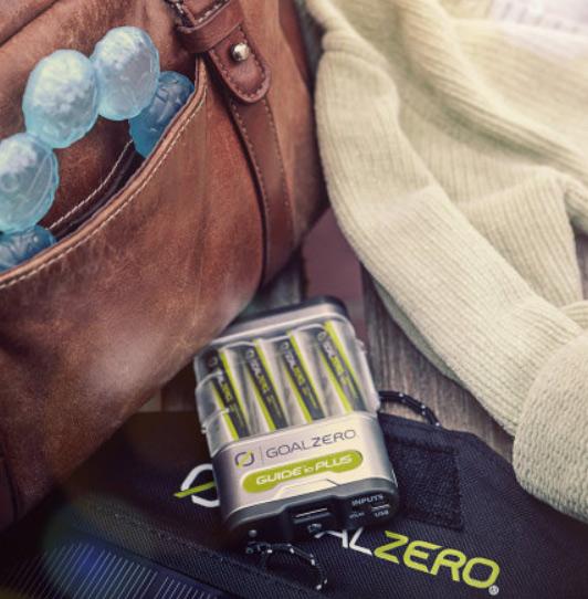 Kit Incarcator solar Goal Zero Guide 10 Adventure Kit [3]
