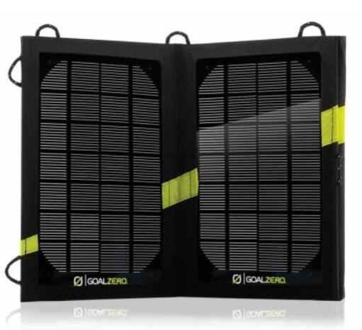 Kit Incarcator solar Goal Zero Guide 10 Plus Kit [6]