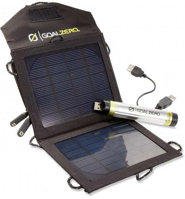 Kit Incarcator solar Goal Zero Swich8 [1]