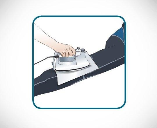 Kit reparatii neopren McNett Iron mend [3]
