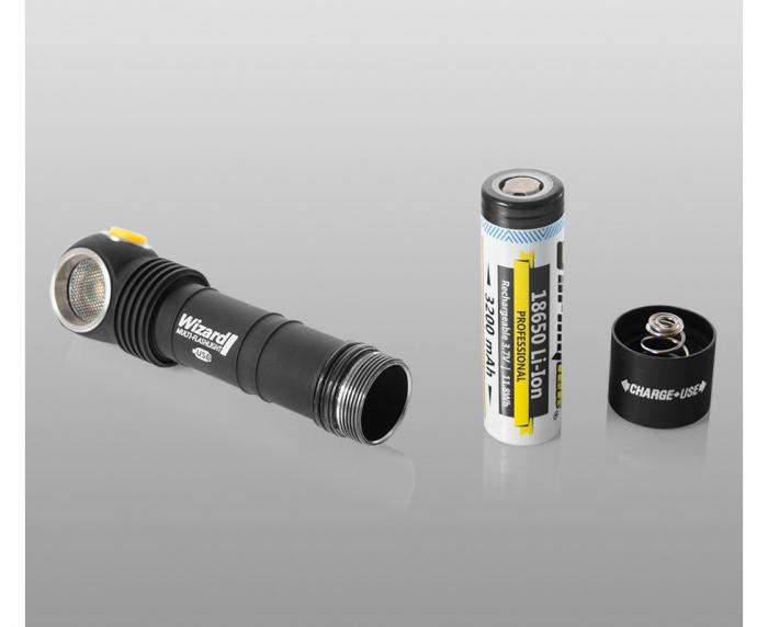 Lanterna/Frontala Armytek Wizard Magnet USB 1250 lm 1784 [5]