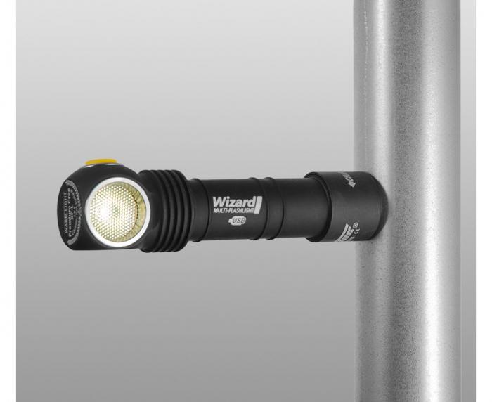 Lanterna/Frontala Armytek Wizard Magnet USB 1250 lm 1784 [8]